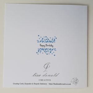 Personalised Birthday Card Grandpa Any Relation or Occasion (SKU001)