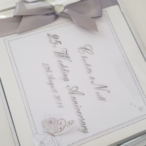 Personalised Guest Book 50th Wedding Anniversary Engagement Birthday Baby Shower Any Event Any Year