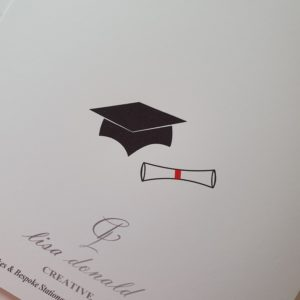 Personalised Graduation Boxed Frame / Card / Gift Wallet