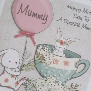 Personalised Mothers Day Card Mummy Mum Mother Step Mum New Mum Nanna Grandma Nan Nannie 1st Mothers Day