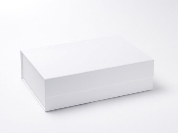 A4 Deep Rigid White Box