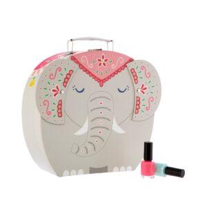 Mandala Elephant Suitcase (SKU686)