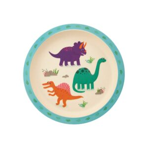 Roarsome Dinosaurs Bamboo Tableware Gift Set (SKU682)
