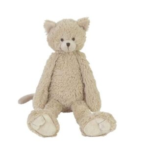 Cat Carter Soft Toy & Swaddle Baby Gift / Children's Gift Set & Complimentary Greeting Card (SKU625)