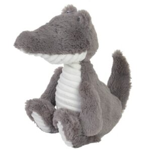 Croco Collin Soft Toy & Swaddle Baby Gift / Children's Gift Set & Complimentary Greeting Card (SKU624)