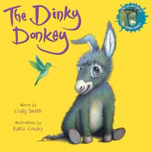 The Dinky Donkey Book Hilariously Funny Childrens Book (SKU663)
