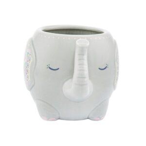 Mandala Elephant Mug And Bowl (SKU684A)