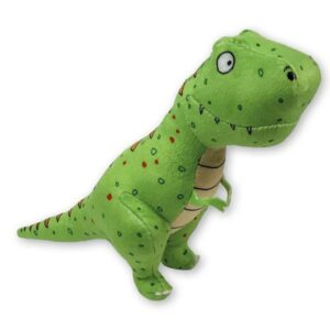 Rex The T Rex Dinosaur Adventures Book And Soft Toy Gift Set (SKU665)