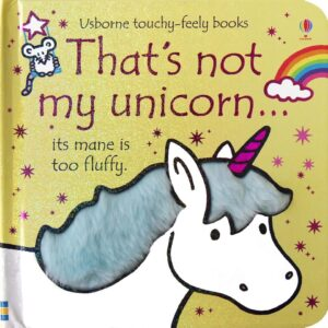 That's Not My Unicorn Book With Sensory Awareness (SKU677)