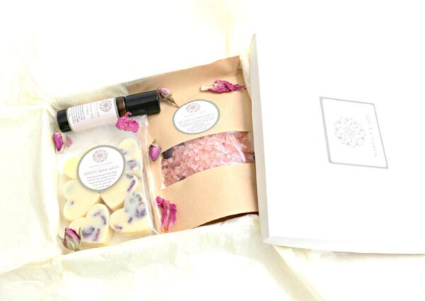 Relaxing Pamper Self Care Gift Set 1