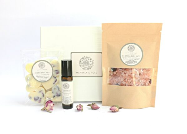 Relaxing Pamper Self Care Gift Set