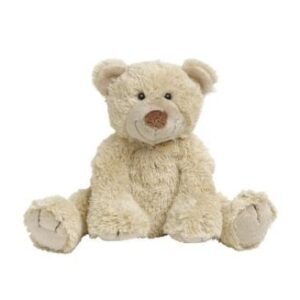 Bear Boogy Plush Toy, Tuttle & Swaddle Baby Gift / Sibling Gift Set & Complimentary Greeting Card (SKU598)