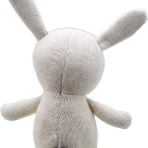 Knitted Wilberry Soft Toy & Swaddle Baby Gift / Children's Gift Set (SKU540)
