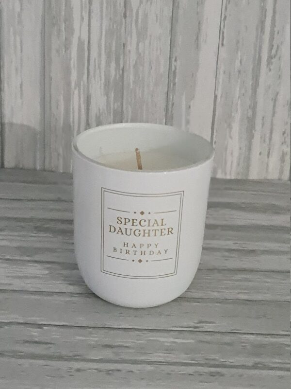 Special Daughter Candle 2