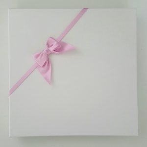 Personalised 8 x 8 New Baby Boy Birth or Christening Card Any Relation Any Colour