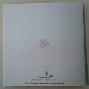 Personalised Wedding Card Sister Brother ANY COLOUR *BOXED OPTION NOW AVAILABLE*