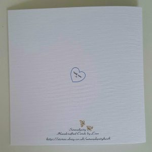 Stunning Personalised On Our Sapphire Wedding Anniversary Card Wife Husband 45th