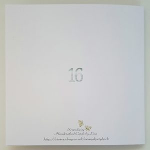 Large Personalised 16th Birthday Card Grandson Godson Son 21st 13th 10th 11th