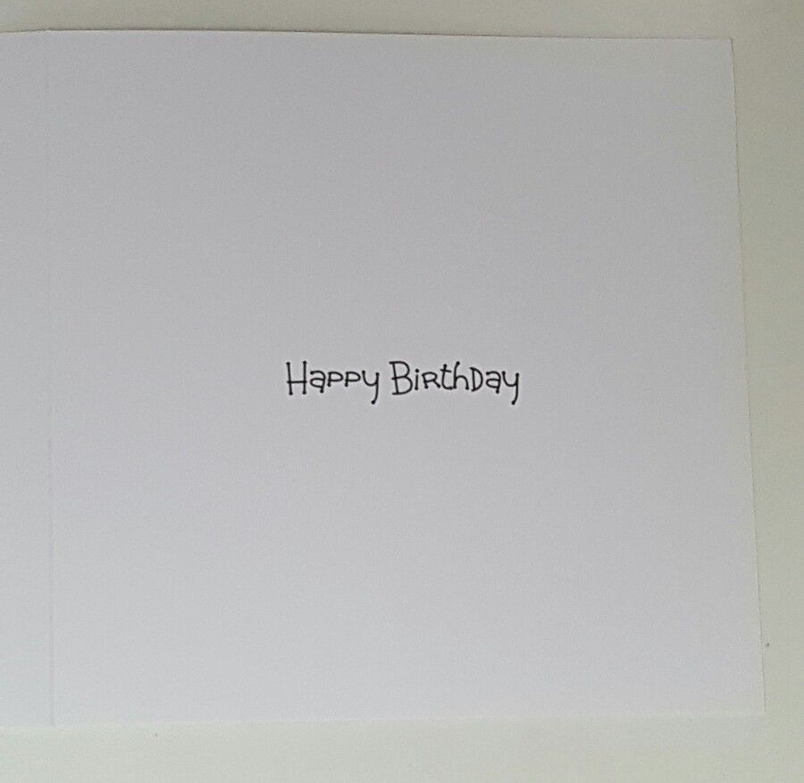 Personalised Birthday Card Son In Law Brother Dad