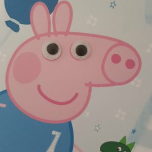 Large Personalised 1st Birthday Card Peppa Pig Son Nephew Godson Grandson 2 3 4