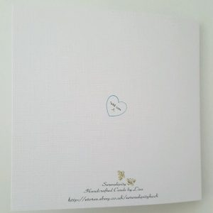 Personalised Wedding Anniversary Card 1st 2nd 3rd 4th 5th 6th 7th 8th 9th 10th
