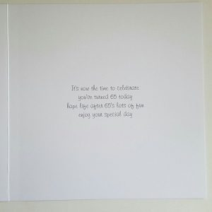 Large Personalised 50th Birthday Card Husband Son Uncle Brother 20 30 40 60 70