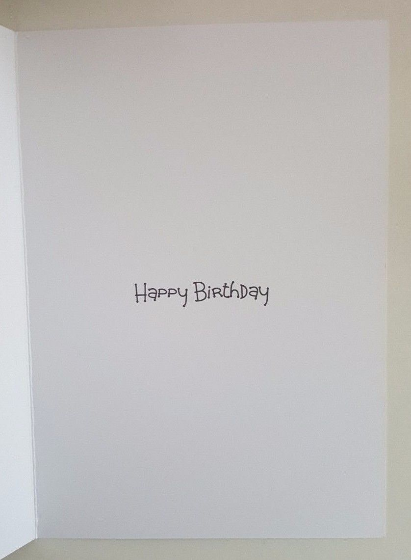 Personalised 40th Birthday Card Son In Law