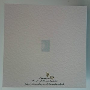 Personalised On the loss of your HUSBAND Bereavement Sympathy Card Condolence