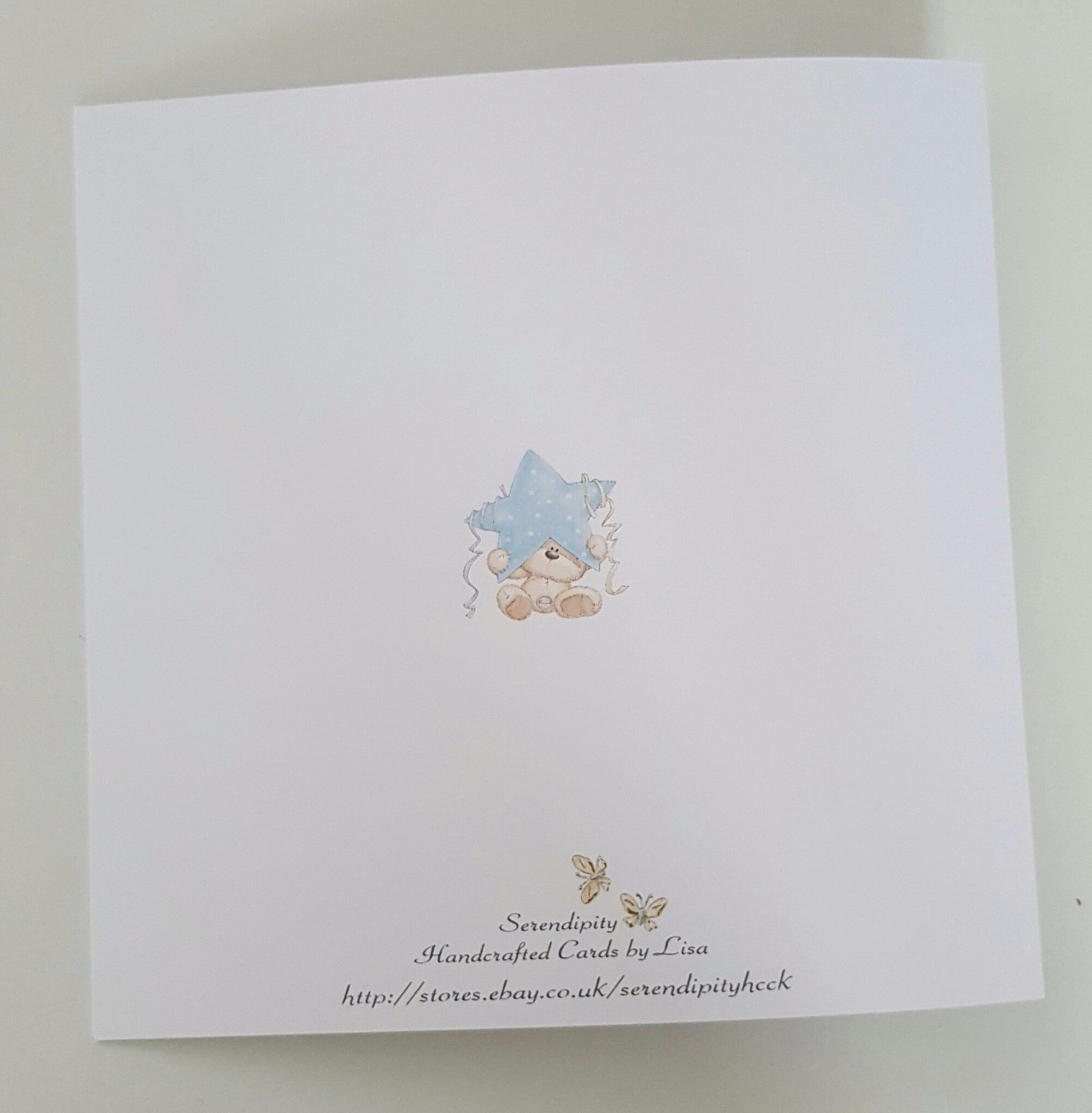 LARGE PERSONALISED 2ND BIRTHDAY CARD GRANDSON NEPHEW SON