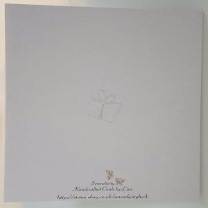 Personalised 25th Anniversary Card Daughter Son In Law Mum Dad 1st 10th 30th 40t
