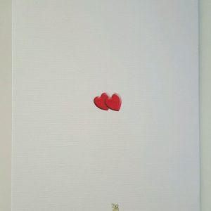 Personalised Valentines Day Card Girlfriend Boyfriend Fiance Wife Husband Wife