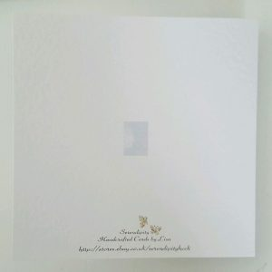 Personalised On the loss of your SON Bereavement Sympathy Card Condolence