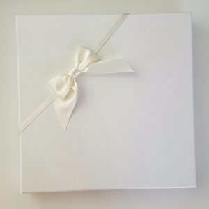 Personalised 8 x 8 Wedding Day Card Coral Ivory Sister Brother In Law Any Relation Any Occasion Any Colour